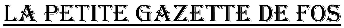 La Petite Gazette de Fos